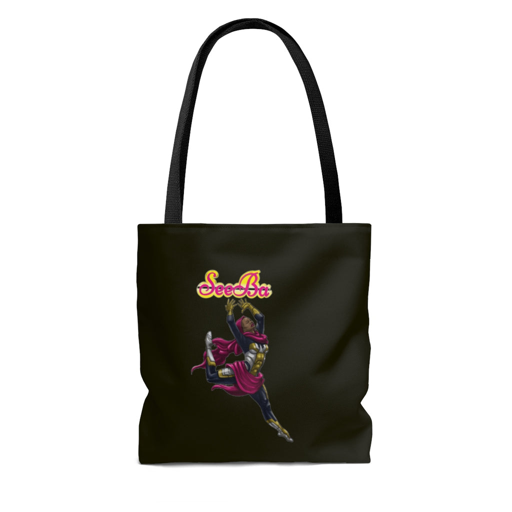 SeeBa AOP Tote Bag - Numidian Force Shop | Official Site for Numidian Force Merchandise