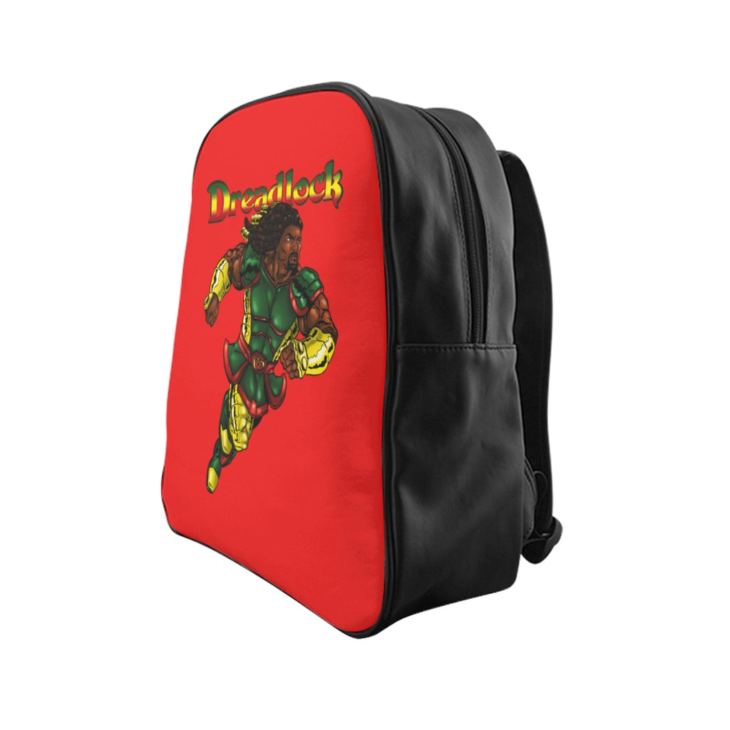 Dreadlock School Backpack - Numidian Force Shop