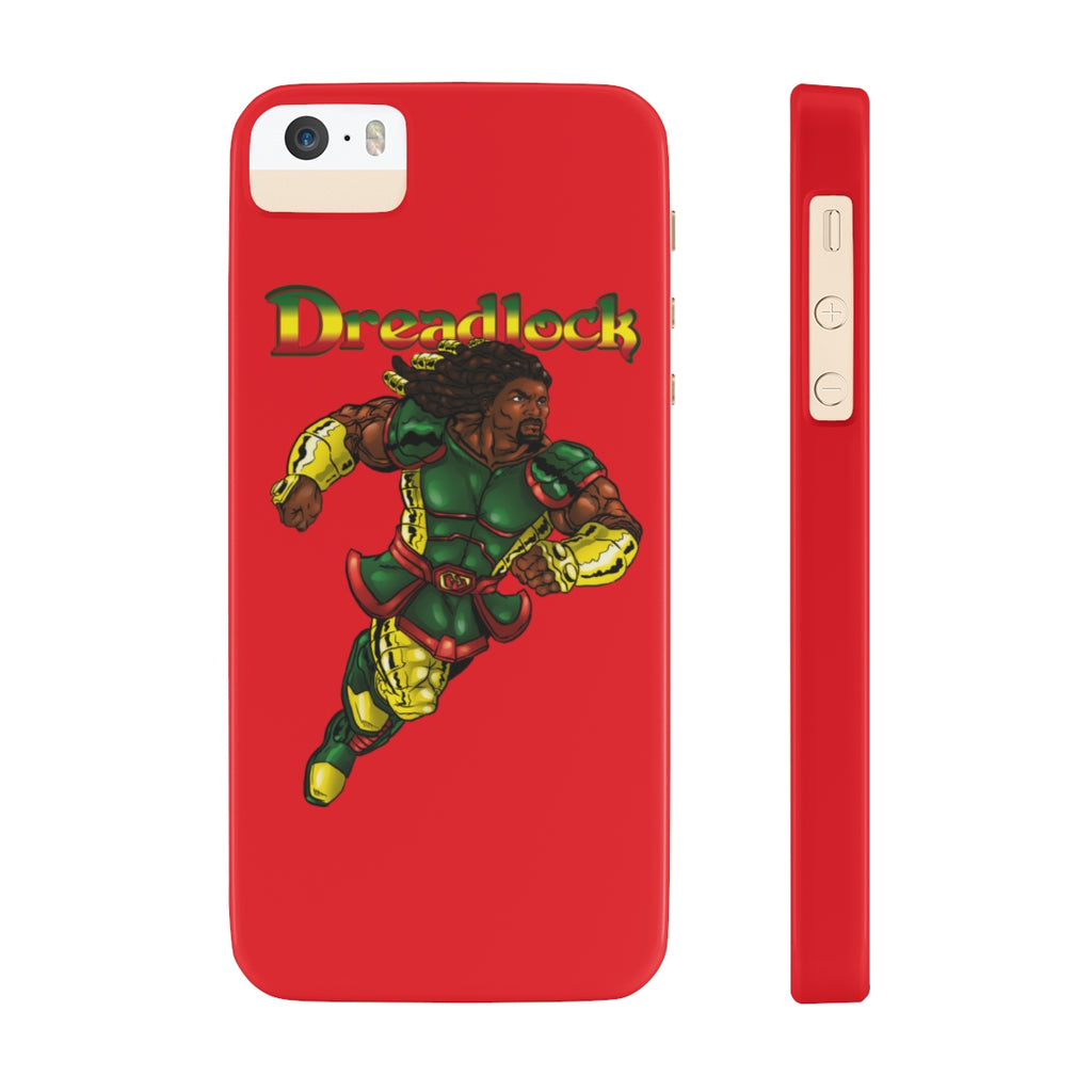 Dreadlock Case Mate Slim Phone Cases - Numidian Force Shop | Official Site for Numidian Force Merchandise