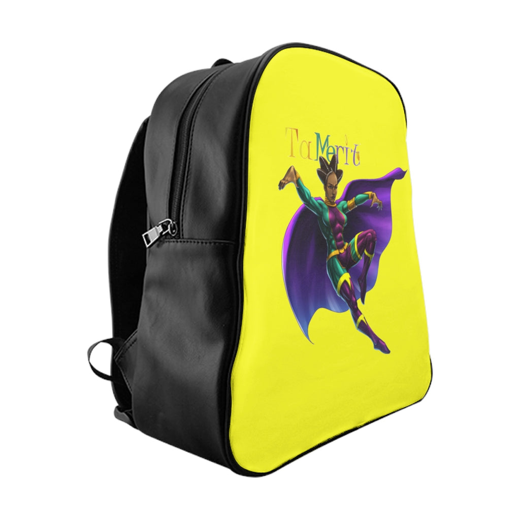Tamerit School Backpack - Numidian Force Shop | Official Site for Numidian Force Merchandise