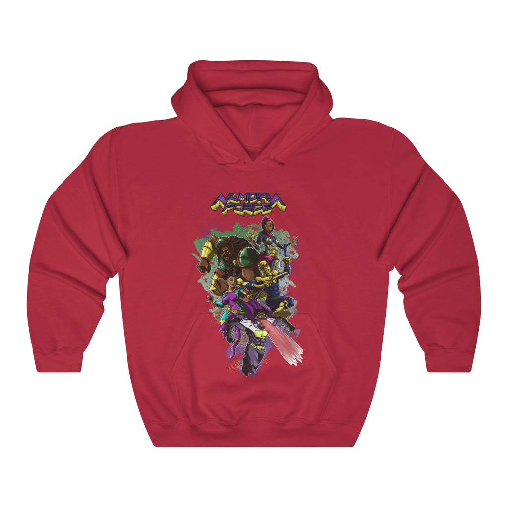 Numidian Force Unisex Heavy Blend™ Hooded Sweatshirt - Numidian Force Shop | Official Site for Numidian Force Merchandise