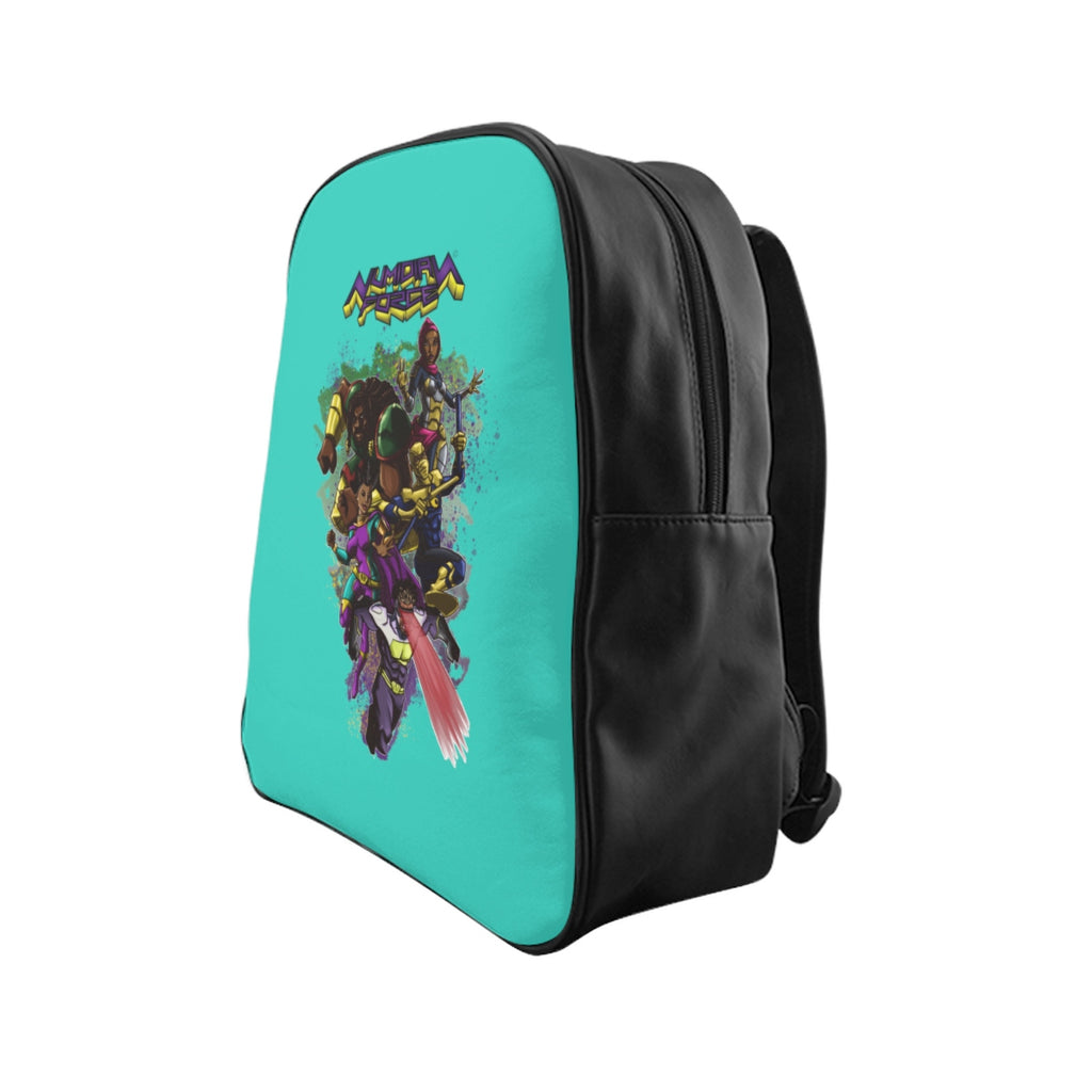 Numidian Force School Backpack - Numidian Force Shop | Official Site for Numidian Force Merchandise