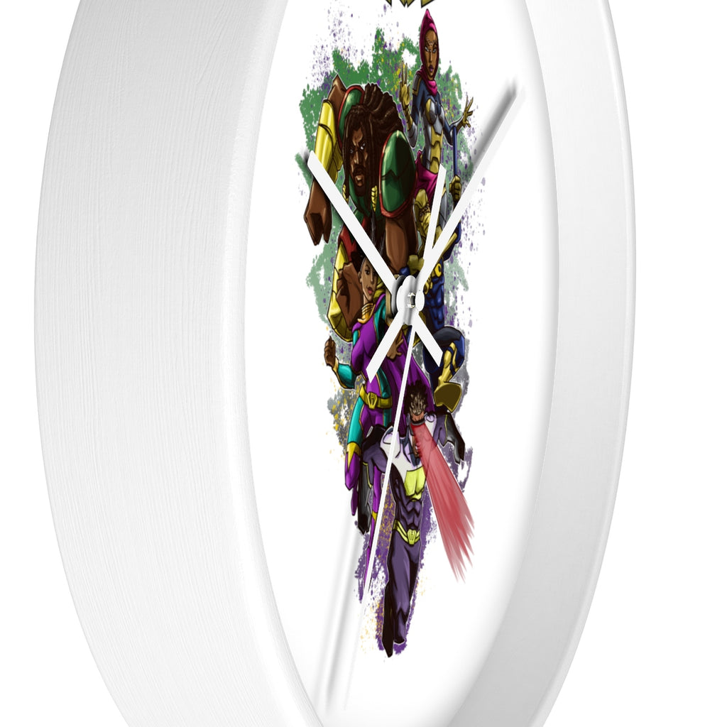 Numidian Force Wall clock - Numidian Force Shop | Official Site for Numidian Force Merchandise