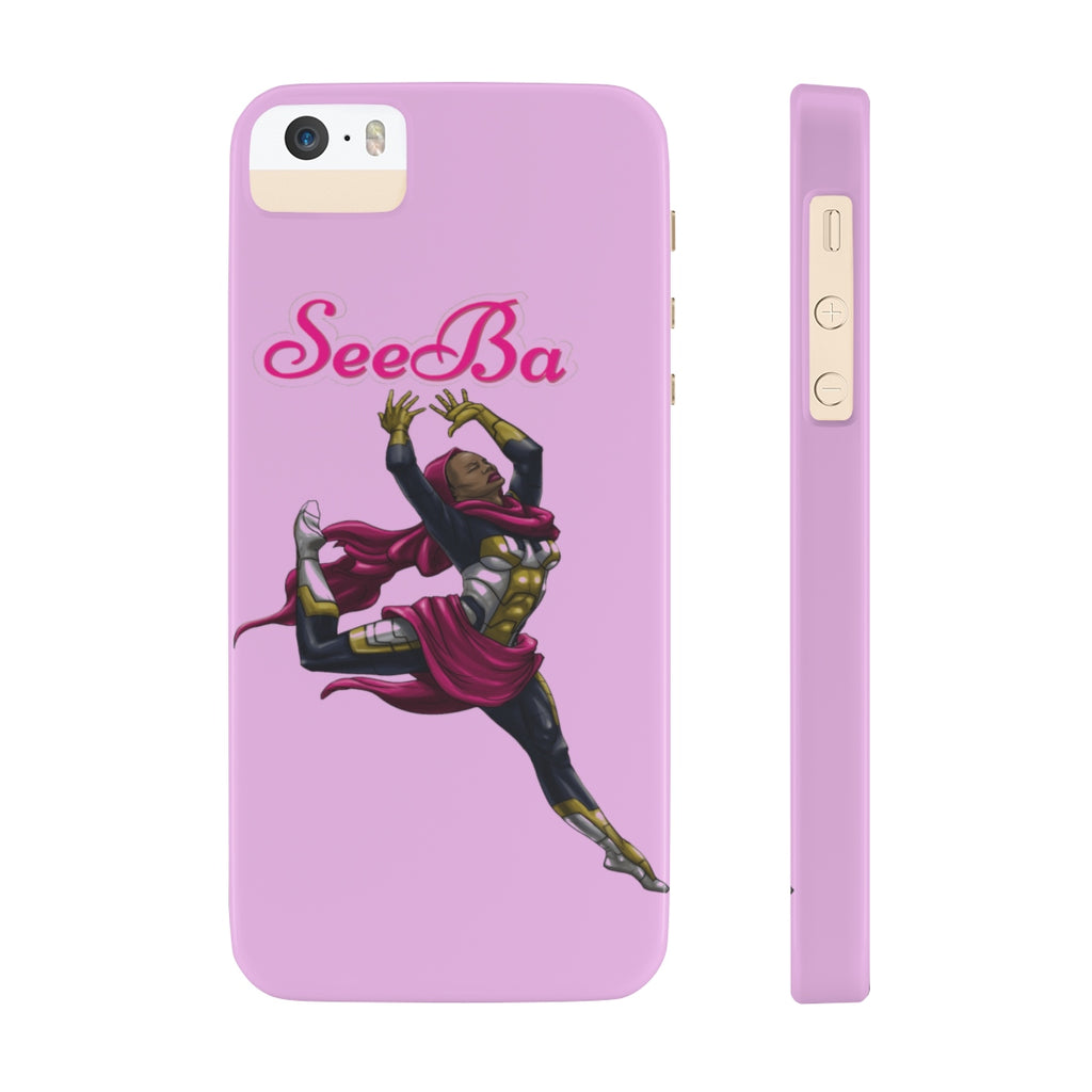 SeeBa Case Mate Slim Phone Cases - Numidian Force Shop | Official Site for Numidian Force Merchandise