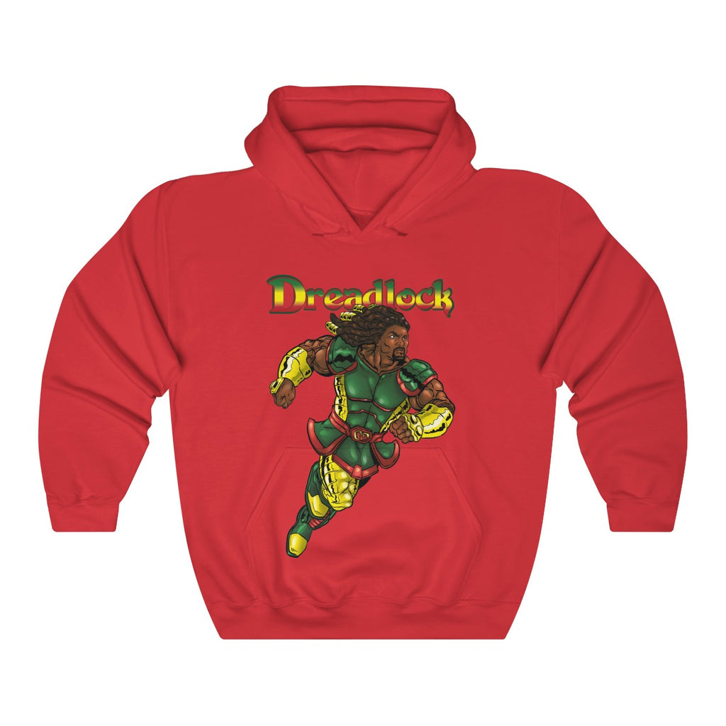 Dreadlock Unisex Heavy Blend™ Hooded Sweatshirt - Numidian Force Shop | Official Site for Numidian Force Merchandise