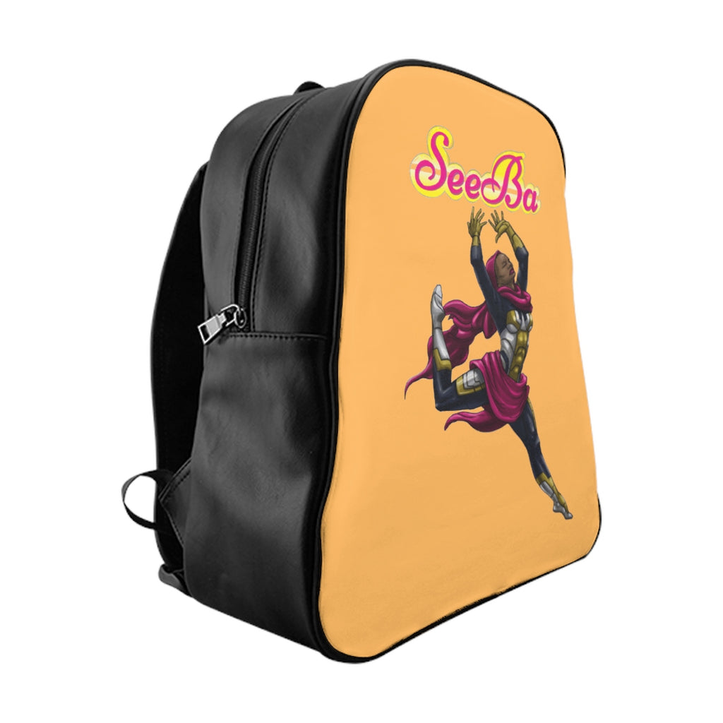 SeeBa School Backpack - Numidian Force Shop | Official Site for Numidian Force Merchandise