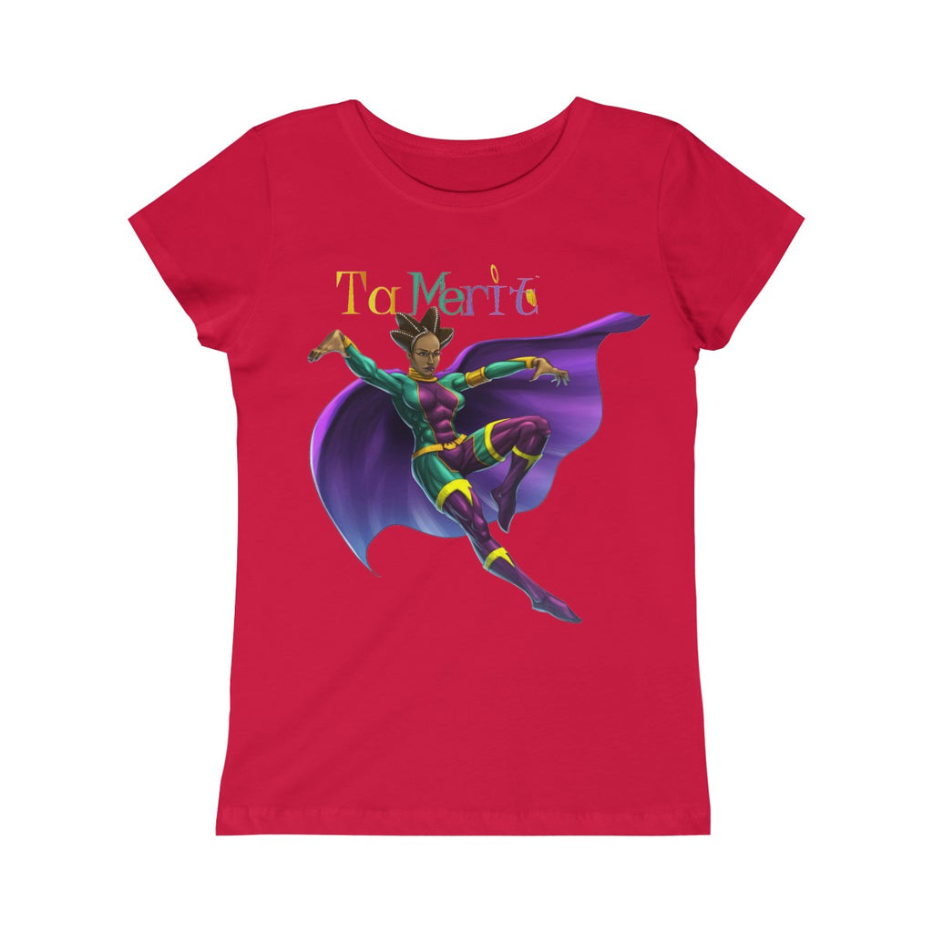 Tamerit Girls Princess Tee - Numidian Force Shop | Official Site for Numidian Force Merchandise