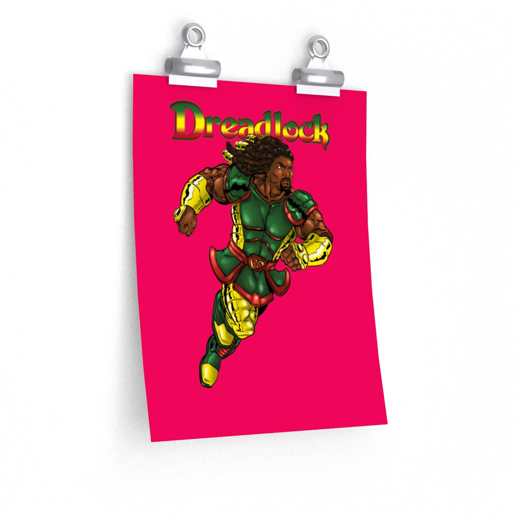 Dreadlock Posters - Numidian Force Shop | Official Site for Numidian Force Merchandise