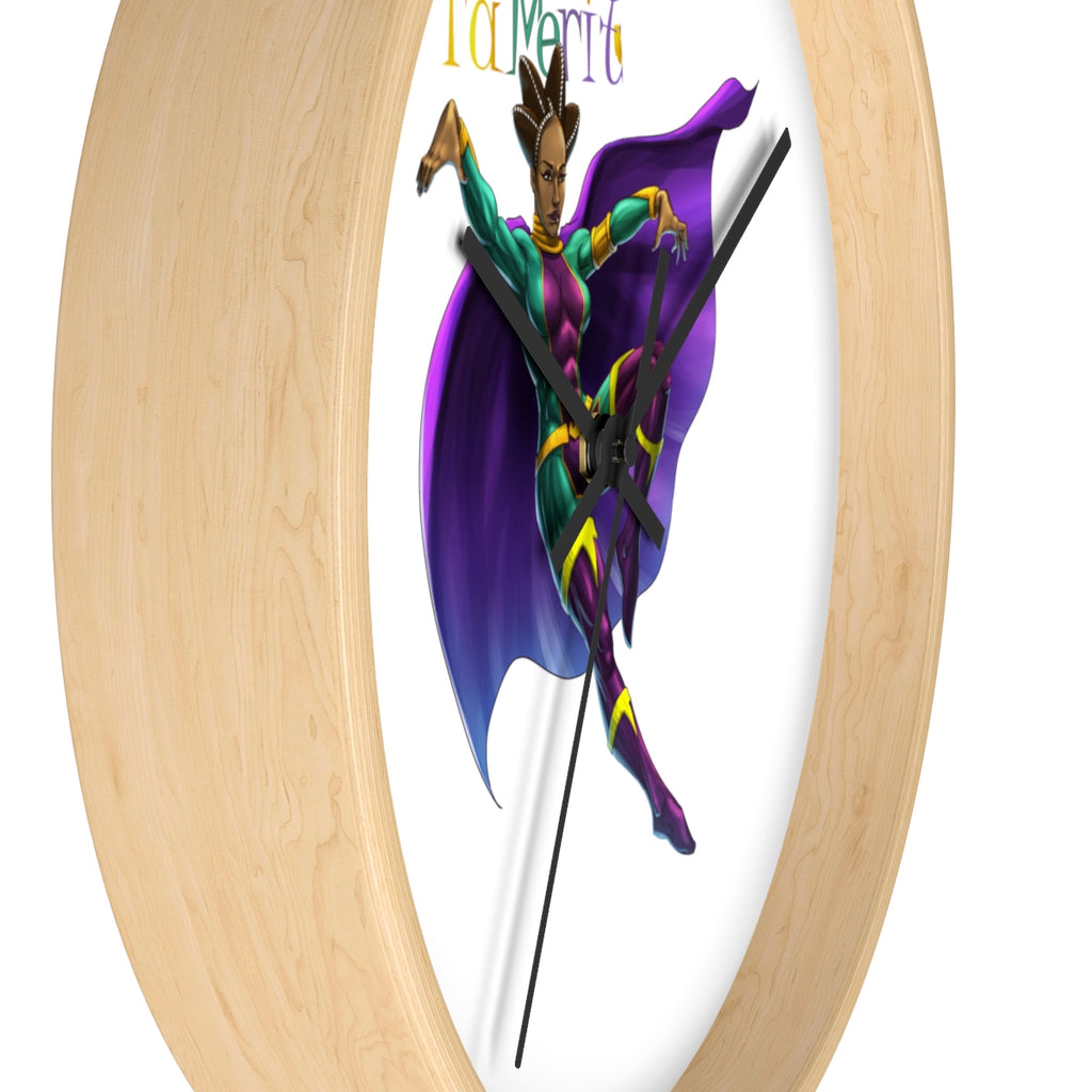 Tamerit Wall clock - Numidian Force Shop | Official Site for Numidian Force Merchandise