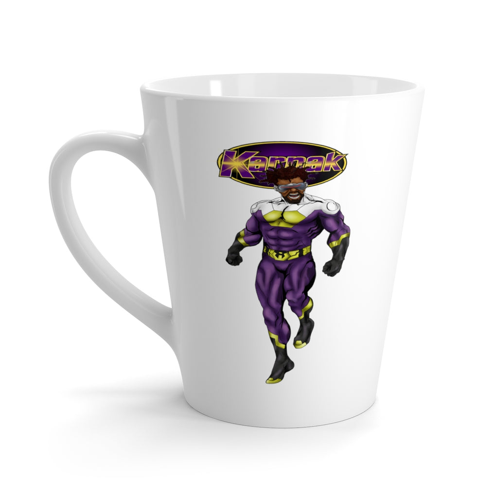 Karnak Latte Mug - Numidian Force Shop | Official Site for Numidian Force Merchandise