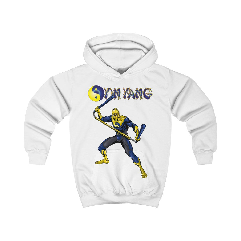 Yin Yang Kids Hoodie - Numidian Force Shop | Official Site for Numidian Force Merchandise