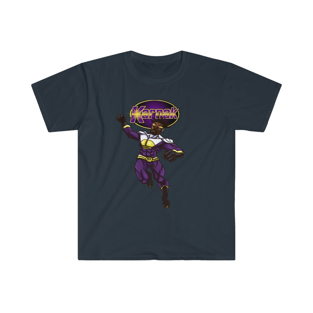 Karnak Fitted Short Sleeve Tee - Numidian Force Shop | Official Site for Numidian Force Merchandise
