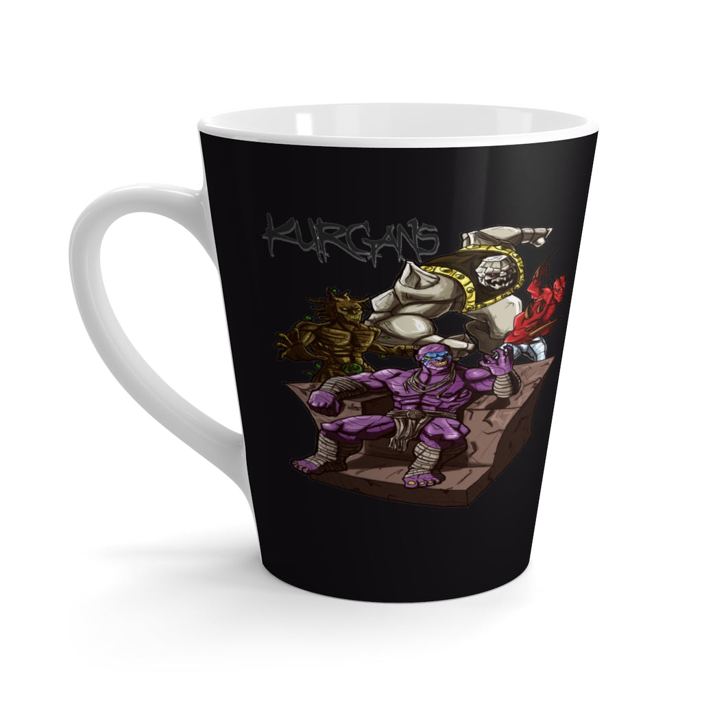 Kurgan Latte mug - Numidian Force Shop | Official Site for Numidian Force Merchandise