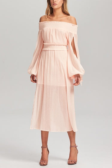 Steele | Margot Off-Shoulder Dress