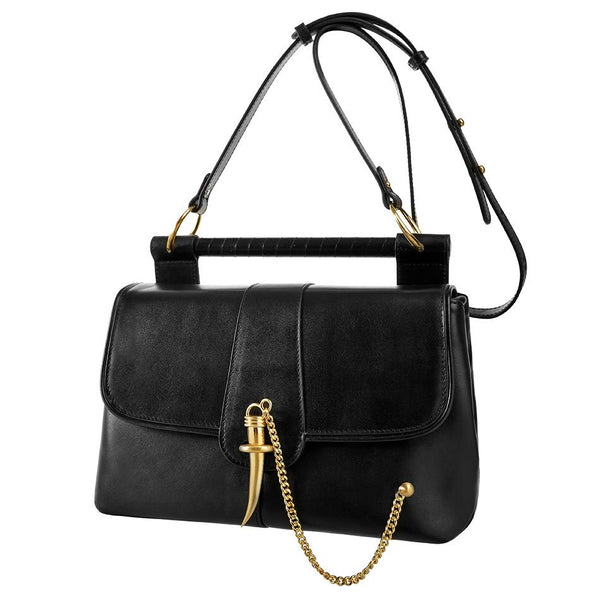 The Matu Satchel Black