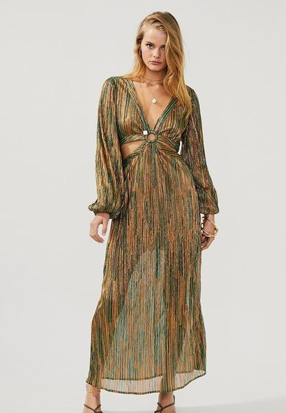 Suboo | Ana Cut Out Maxi Dress