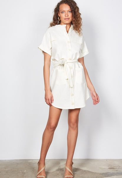 Bay Shirt Dress