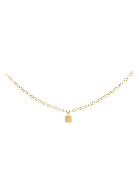 Gold Filled Gabrielle Necklace