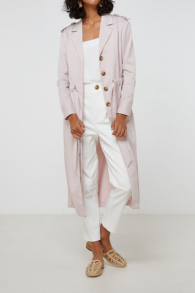Elka Collective | Yolanda Jacket Lilac