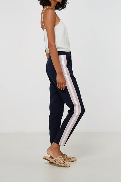 Elka Collective | Amari Pant Navy