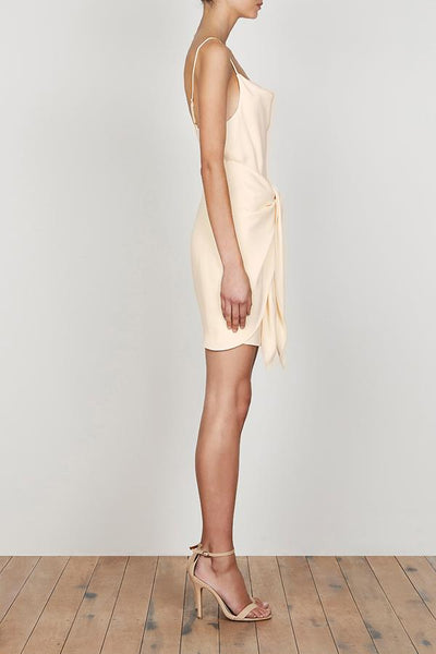 Shona Joy | Lautner Tie Front Mini Dress