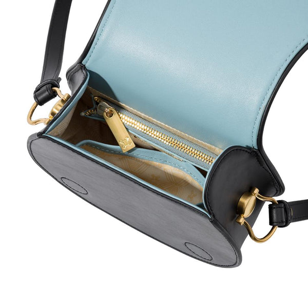 Sancia | Ellea Mini Saddle Black