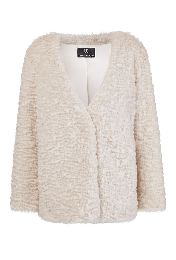 Unreal Fur | Ice Cream Jacket