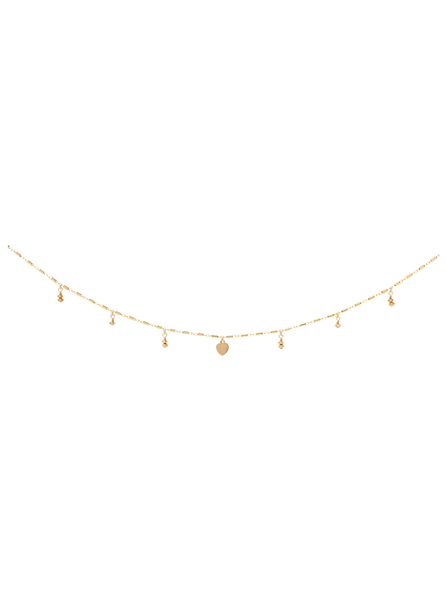 Love Isabelle | Gold Filled Belle Necklace