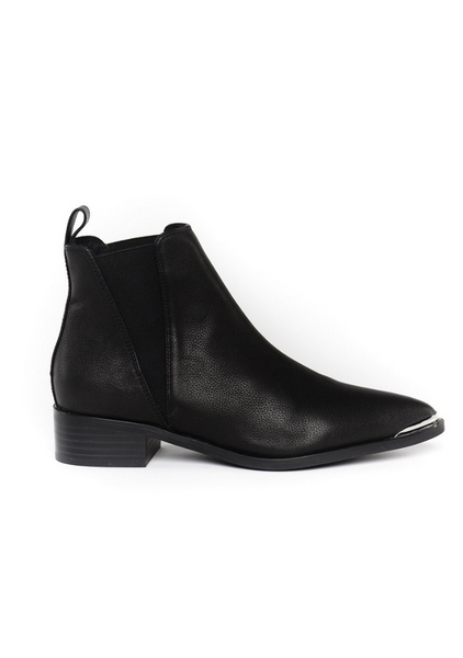 Hael & Jax | Cheers Boots - Black Leather