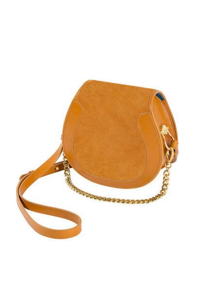 Sancia | Ellea Mini Saddle Cognac