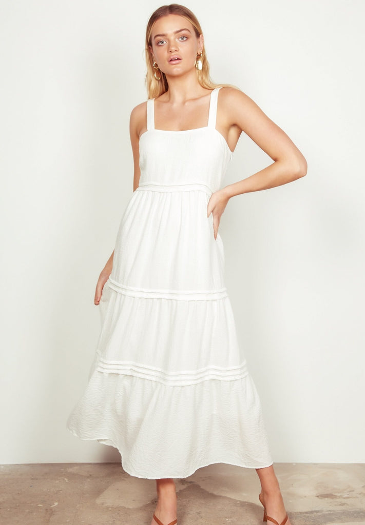 Wish | Sofia Dress White