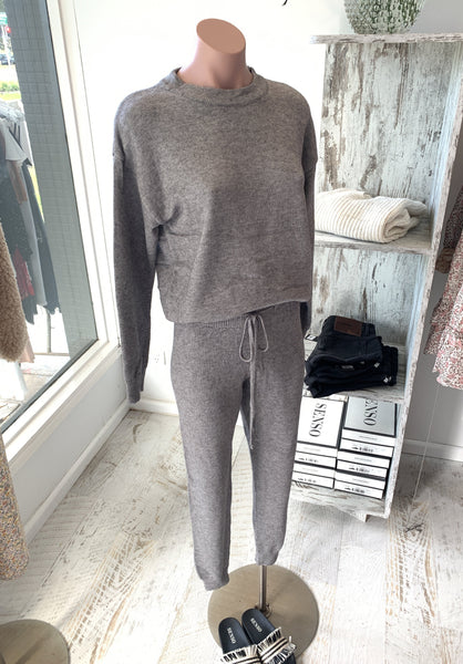 Lounge Set - Grey