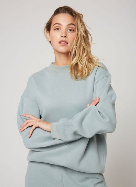 Atoir | The Crew Neck - Teal