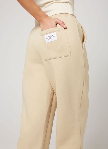 Atoir | The Track Pant - Oatmeal