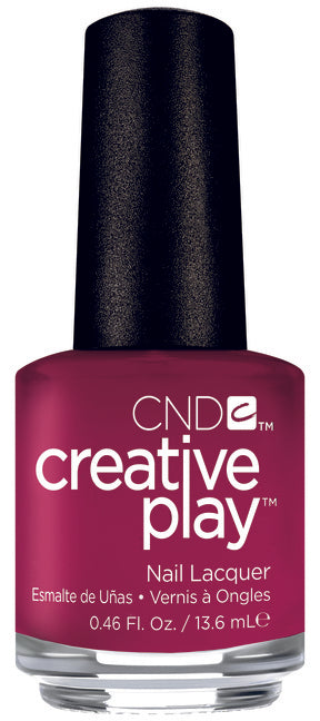 CND CREATIVE PLAY - Berried Secrets - Creme Finish