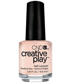 CND CREATIVE PLAY - Life's a cupcake - Creme Finish