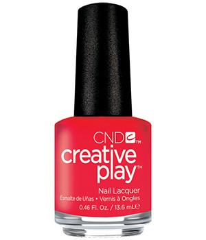 CND CREATIVE PLAY - Coral me later - Creme Finish (Discontined)