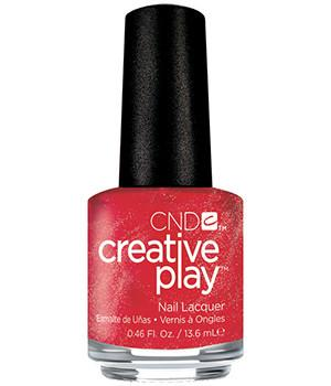 CND CREATIVE PLAY - Persimmon-ality - Satin Finish (Discontinued)
