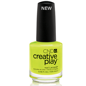 CND CREATIVE PLAY - Carou-Celery - Creme Finish