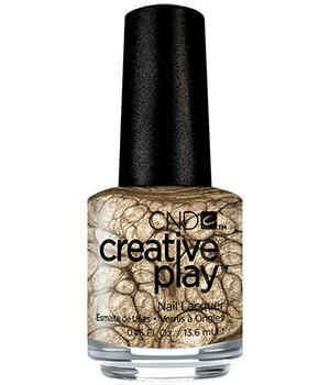 CND CREATIVE PLAY - let's go antiquing - Metallic Finish (Discontinued)