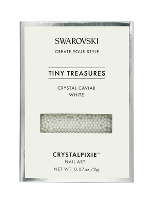 Swarovski Tiny Treasures - Crystal Caviar WHITE