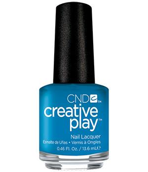 CND CREATIVE PLAY - Skinny Jeans  - Creme Finish