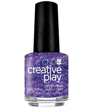 CND CREATIVE PLAY - Miss Purplearity - Metallic Finish
