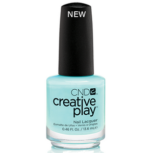 CND CREATIVE PLAY - Amuse-mint - Creme Finish