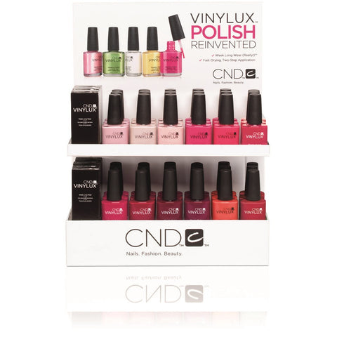 CND Vinylux Salon Small Display