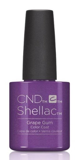 CND SHELLAC - Grape Gum 15ml