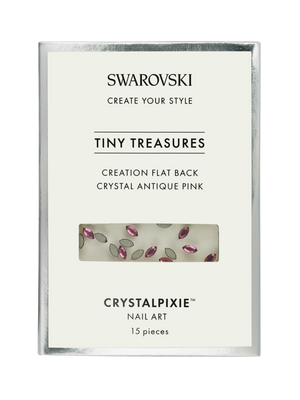 Swarovski Tiny Treasures - Creation FB Crystal Antique Pink