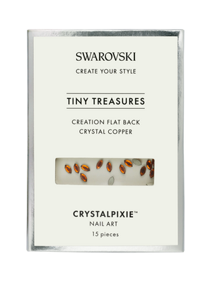 Swarovski Tiny Treasures - Creation FB Crystal Copper
