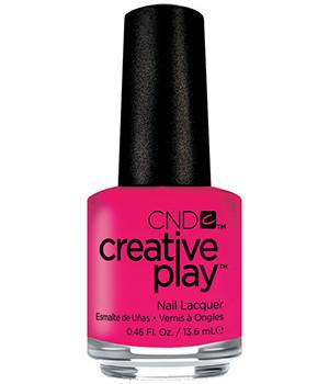 CND CREATIVE PLAY - Peony ride - Creme Finish