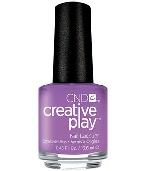CND CREATIVE PLAY - A lilac-y story - Creme Finish
